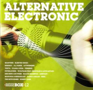 Austrian Music Box 12 - Alternative und Electronic